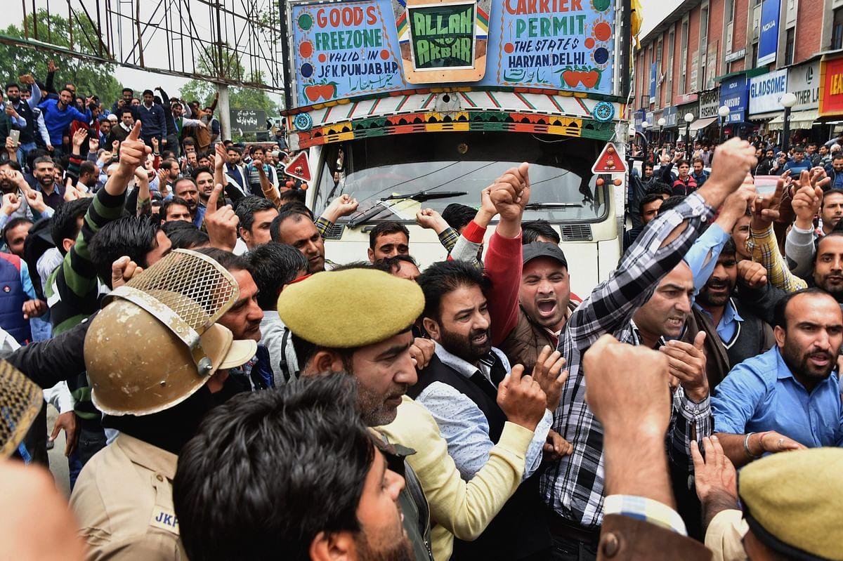 Srinagar: