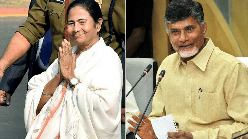 Mamata, Naidu  to  unite regional parties for federal front