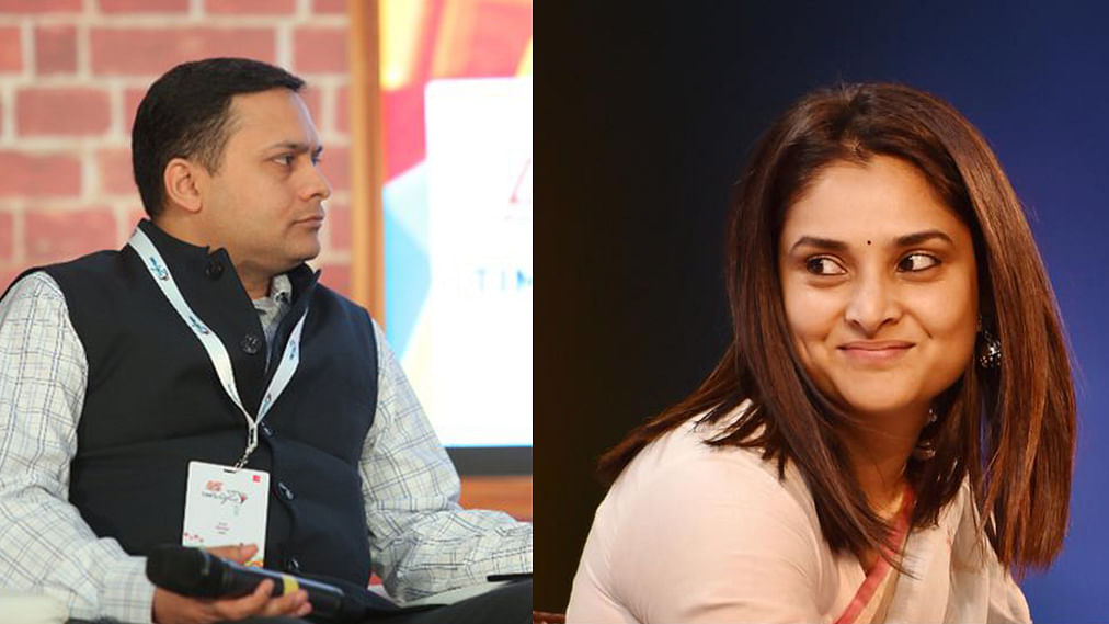 Congress' Divya Spandana overtakes BJP's Amit Malviya in cyberwar
