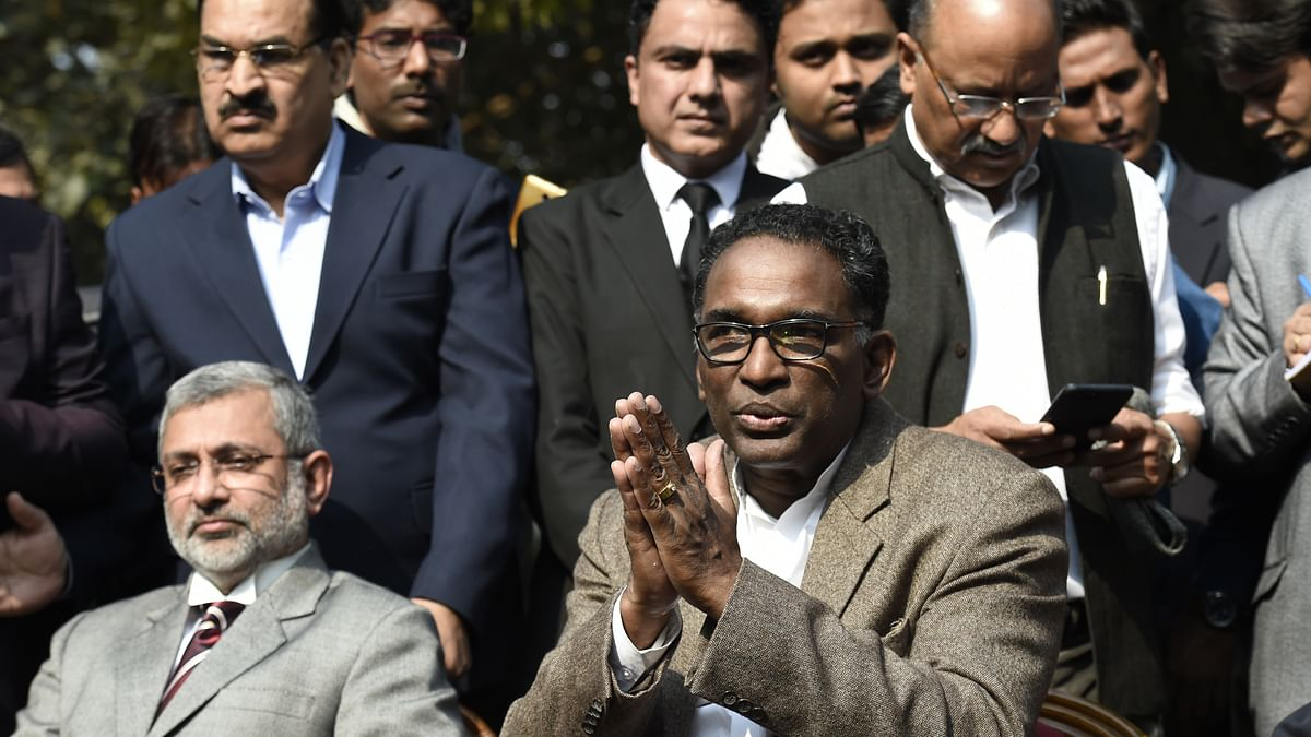 Democracy has a suicidal tendency: Justice Chelameswar on last working day