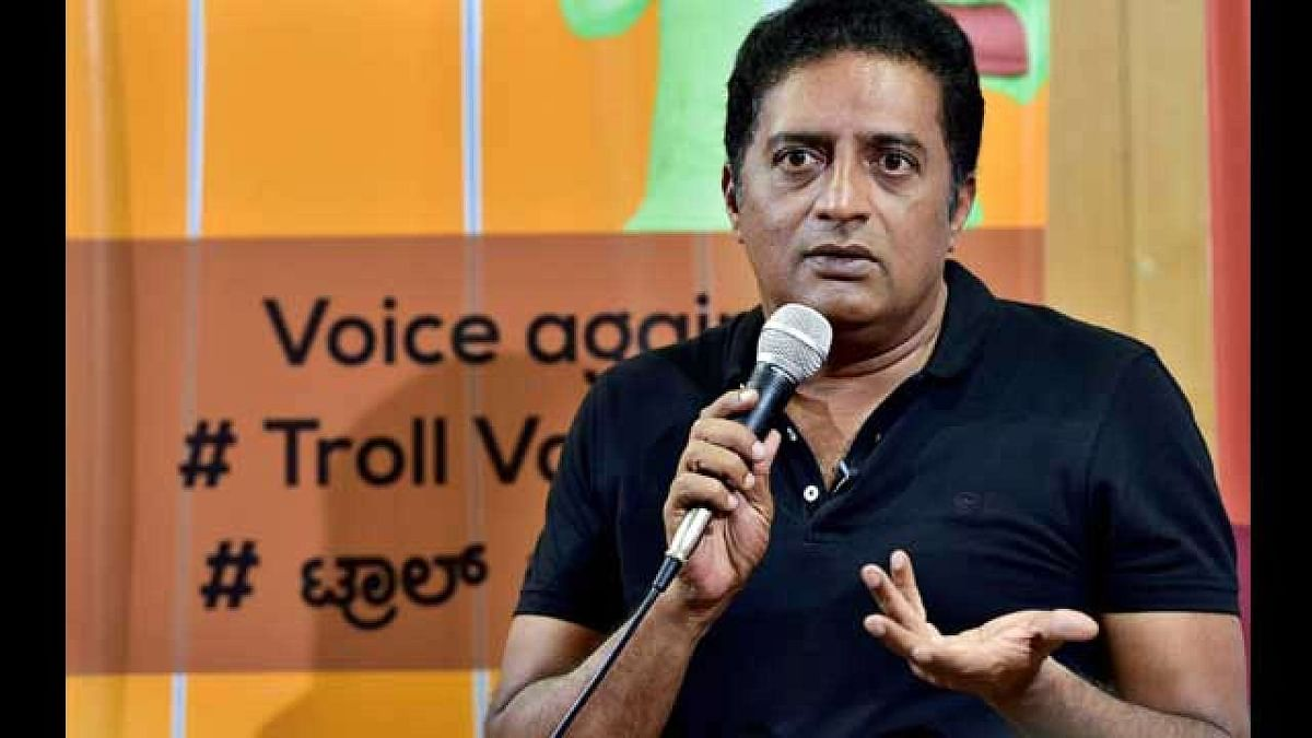 Actor Prakash Raj: What are Amit Shah's credentials as a leader?