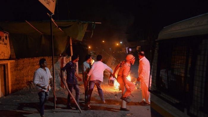 Aurangabad violence: How little it takes to ignite a communal flare up