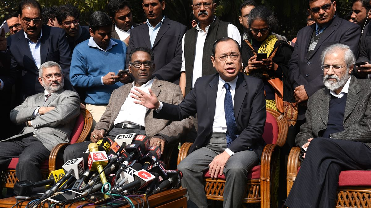 Solidarity of judges is crucial, says Upendra Baxi