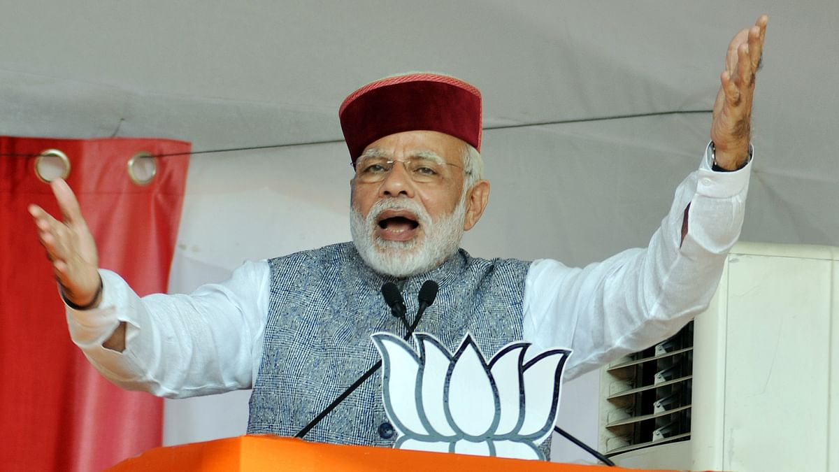 4 years of Modi: PM's mind is not Congress-mukt
