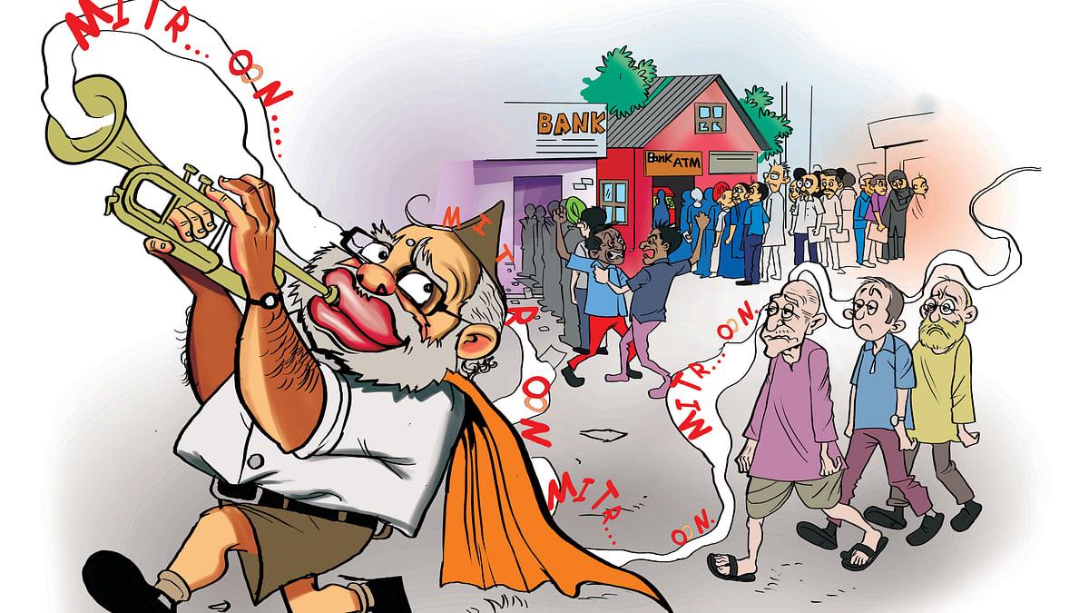Has Narendra Modi reduced governance to a joke?