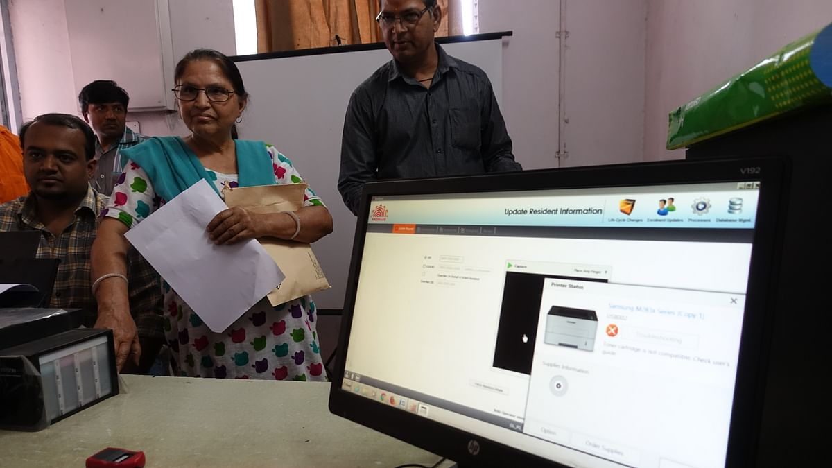 Aadhaar: Modi Govt's 'surveillance tool' Sec 57 quashed, says Congress