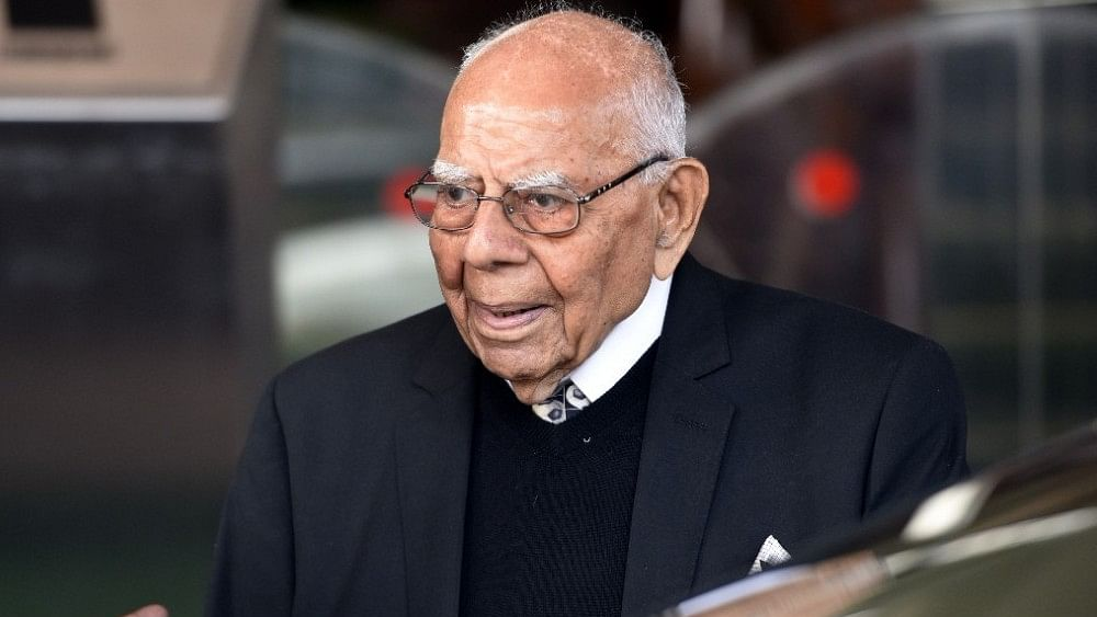 "Ram Jethmalani moves SC against Karnataka Guv's ""gross abuse"" of power"