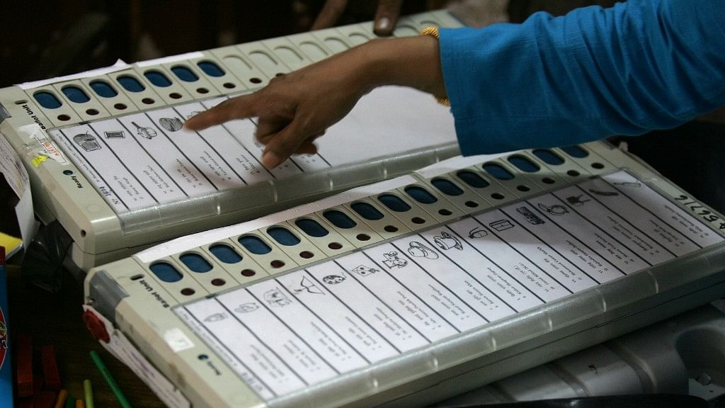 How many EVM malfunctions will it take for Opposition to  reject them?