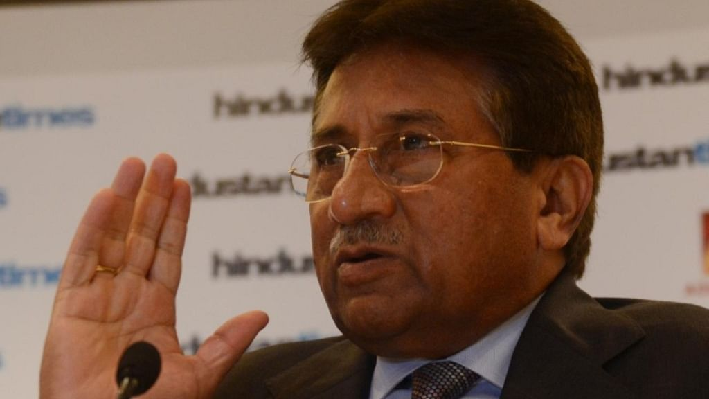 Pakistan SC notice to Musharraf on plea seeking recovery of losses due to controversial law
