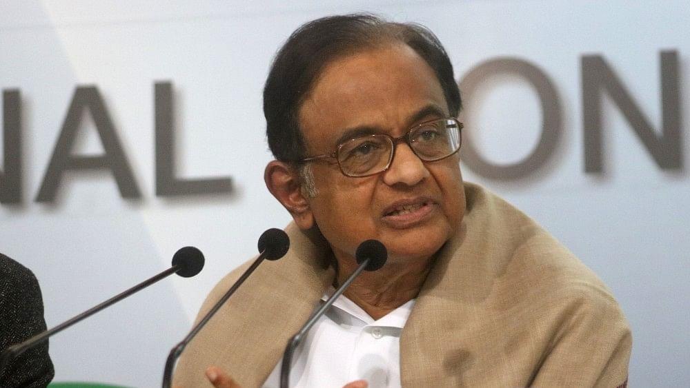 P Chidambaram: CAG report on Rafale 'gibberish', makes no sense