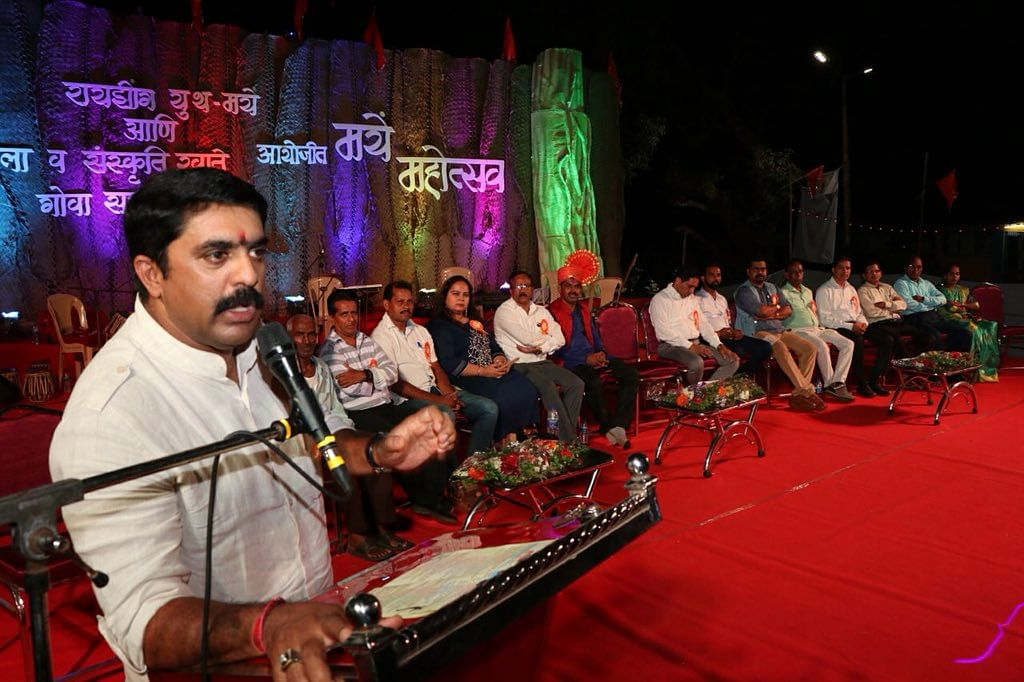 Viral video: Goa minister Vijai Sardesai accused of outraging modesty of a woman