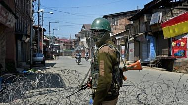 Have right to curb freedom of speech and expression through internet: J&K govt to SC