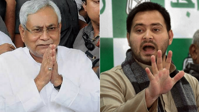 Doors of grand alliance shut on turncoat Nitish Kumar, says Tejashwi Yadav