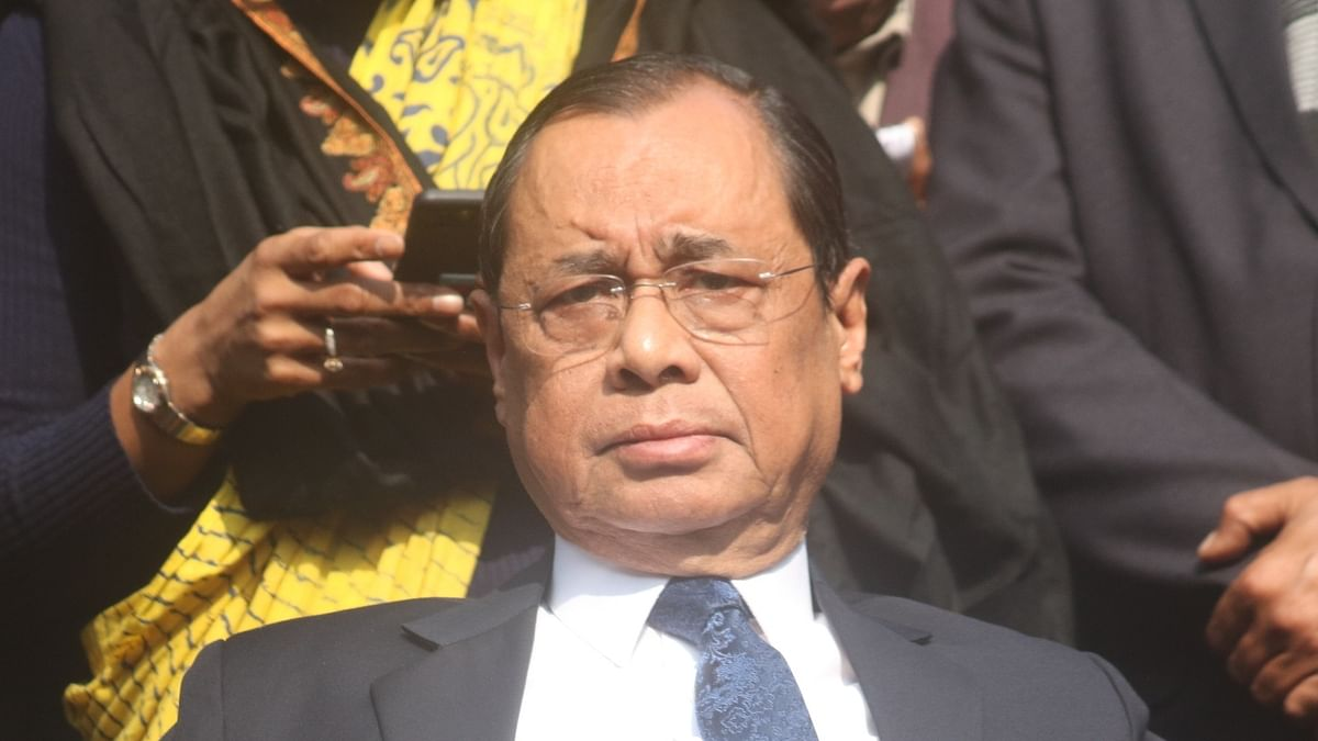 Judicial system needs to be completely overhauled: SC judge Gogoi