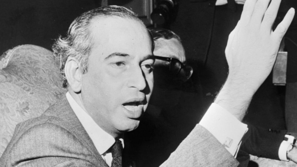Zulfikar Ali Bhutto: Politics of a fascinating, but tragic hero