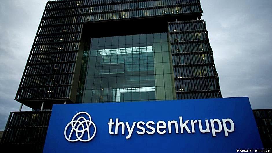 Thyssenkrupp agrees to Tata Steel merger