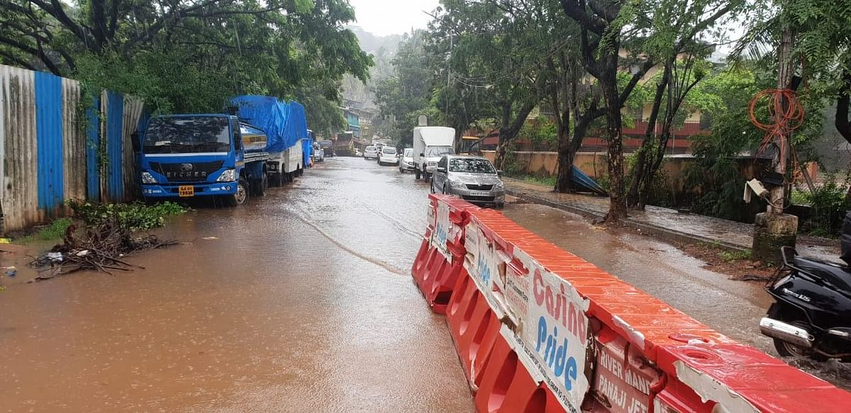 Goa witnesses incessant rains, spell to continue till June 22