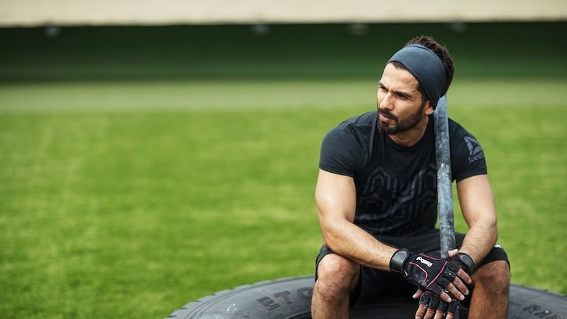 Shahid 'nervous' about working with dad Pankaj Kapur in 'Jersey'