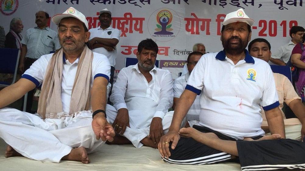 Bihar: CM Nitish Kumar skips BJP's pet program International Yoga Day