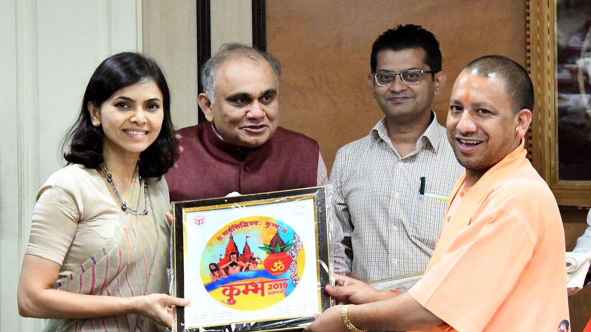 Yogi govt wants to 'sell off' Allahabad's Kumbh Mela to corporates