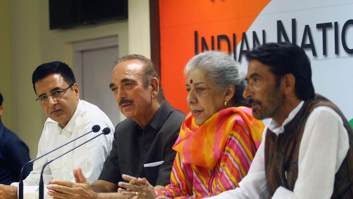 J&K Crisis: Congress poses seven questions to Prime Minister Modi