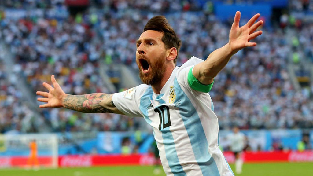 FIFA World Cup: Argentine media lauds their Messi-ah