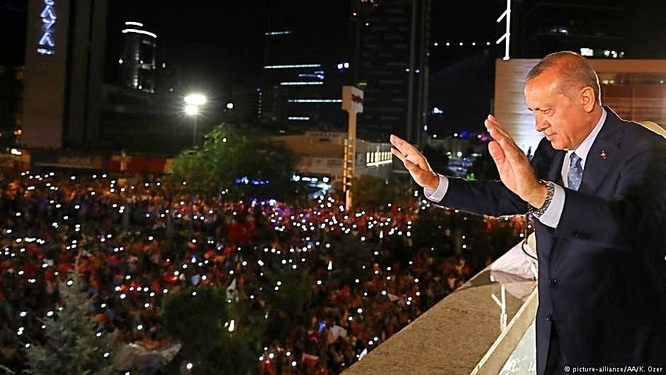 Recep Tayyip Erdogan wins, democracy loses in Turkey