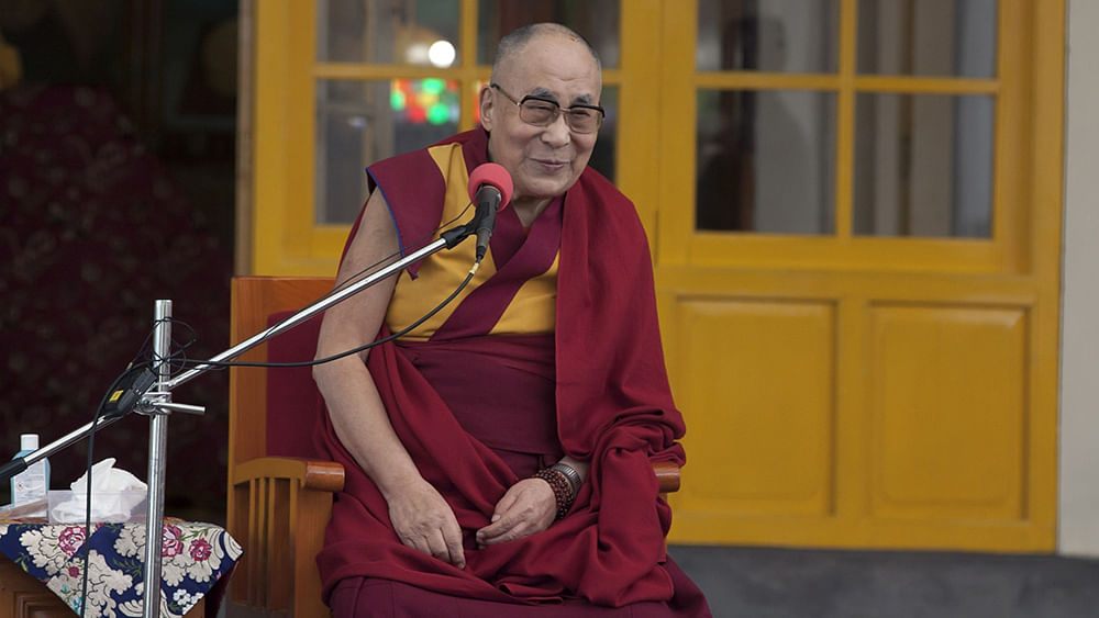 People must first accomplish internal disarmament before aiming for external disarmament: Dalai Lama