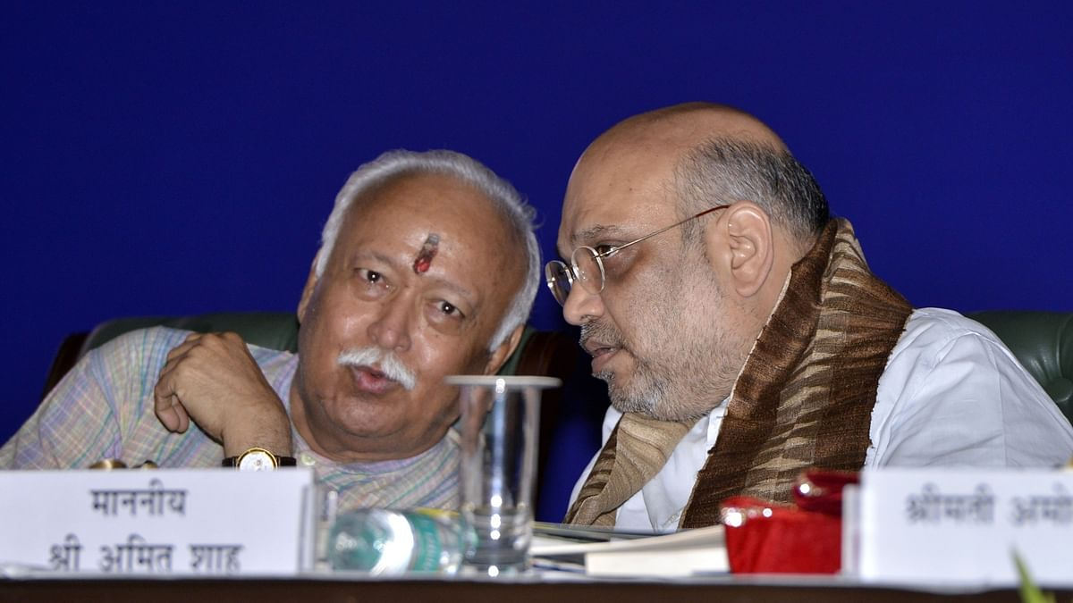 2019 election: BJP unsure of victory on its own, seeks help  from RSS