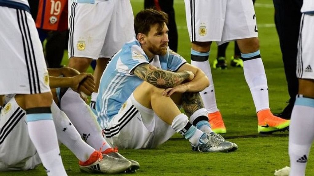 Messi & co out of FIFA World Cup 2018 in a seven goal thriller