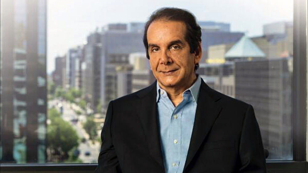 Pulitzer-prize winner, conservative commentator Charles Krauthammer dies at 68