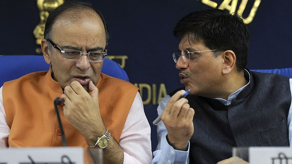 Congress asks PM: Who is India's Finance Minister, Goyal or Jaitley?