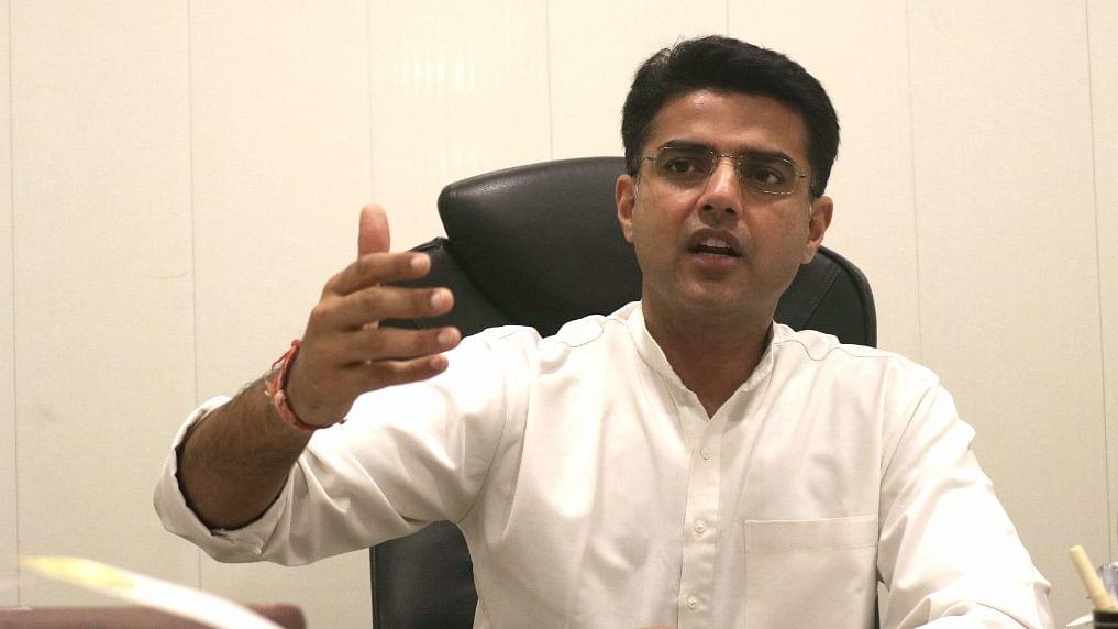 Rajasthan: Pilot tells Raje forget fitness challenge, stop farmer suicides
