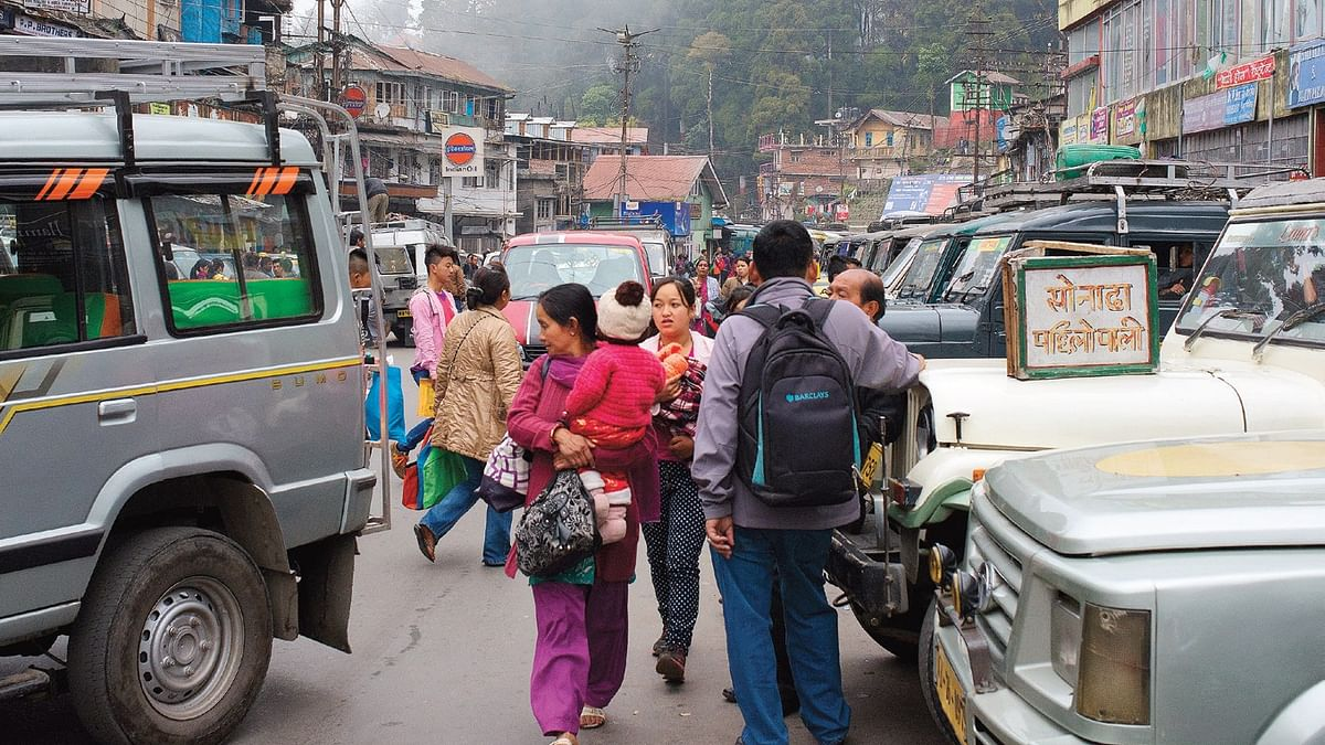 A window into Nepalese life