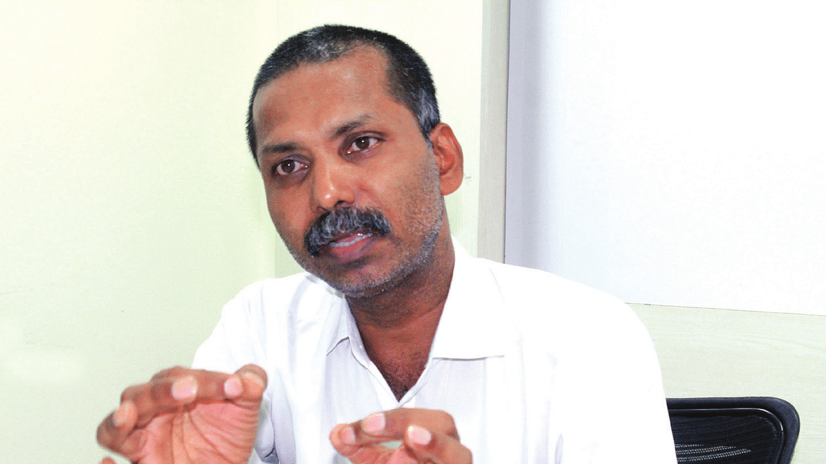 RTI activist Manoranjan Roy: Anything can happen to me, anyday