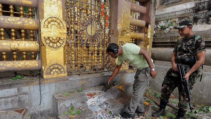 Bodh Gaya blasts: All five accused awarded  life imprisonment