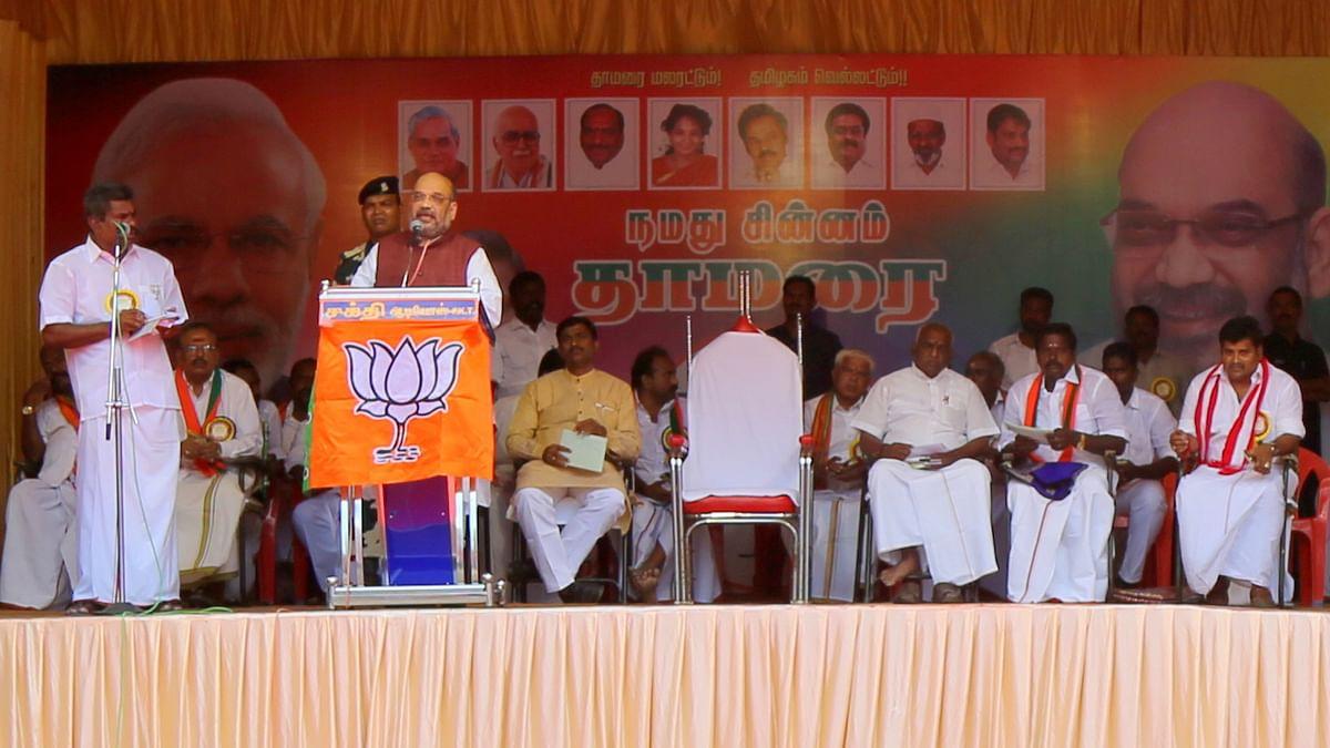 BJP's Operation Dravida Nadu