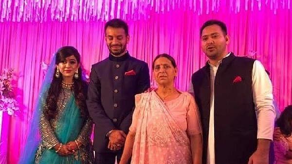 Aishwarya Rai, Lalu's daughter-in-law, to join politics