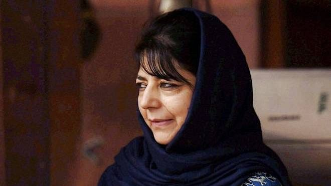 As J&K watches polls, Mufti says democratic Pak in India's best interest