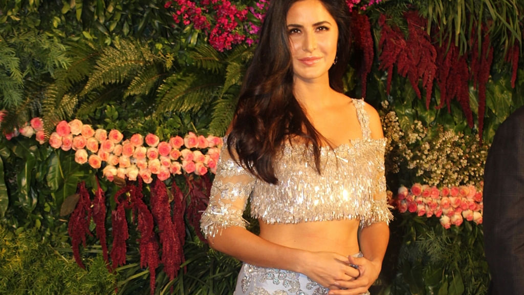 Katrina, Bollywood actor who can't speak Hindi, turns a year older