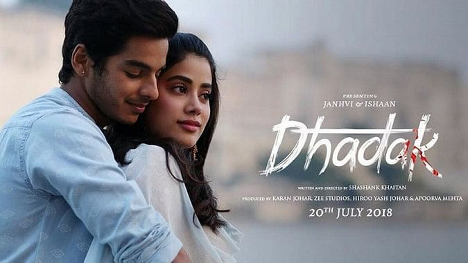 Dhadak review: Not as good as Sairat, but manages a strong message on honour killing