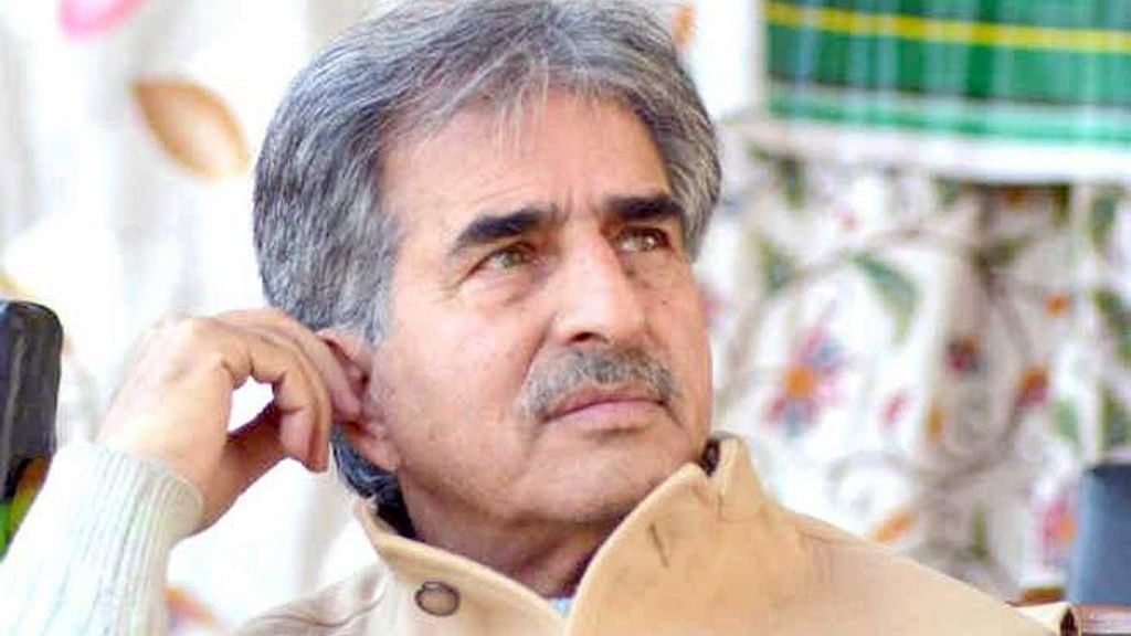 Sartaj Madni, Mehbooba's uncle quits as PDP Vice President