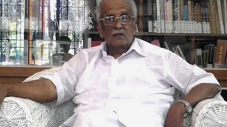 Senior Congress leader MM Jacob dies, aged 92