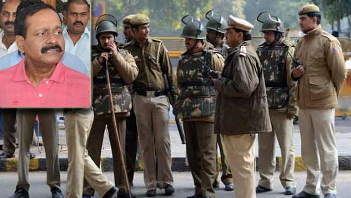 Gangster Prem Prakash aka Munna Bajrangi shot dead inside UP jail