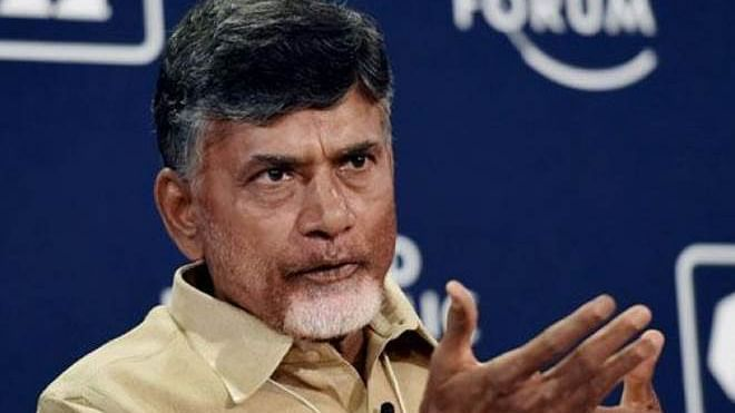 Naidu calls EC pro-government, wants action against Pragya