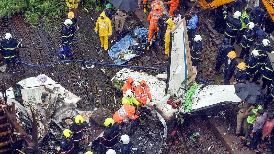 Ghatkopar plane crash: Maria Zuberi's family demands independent inquiry