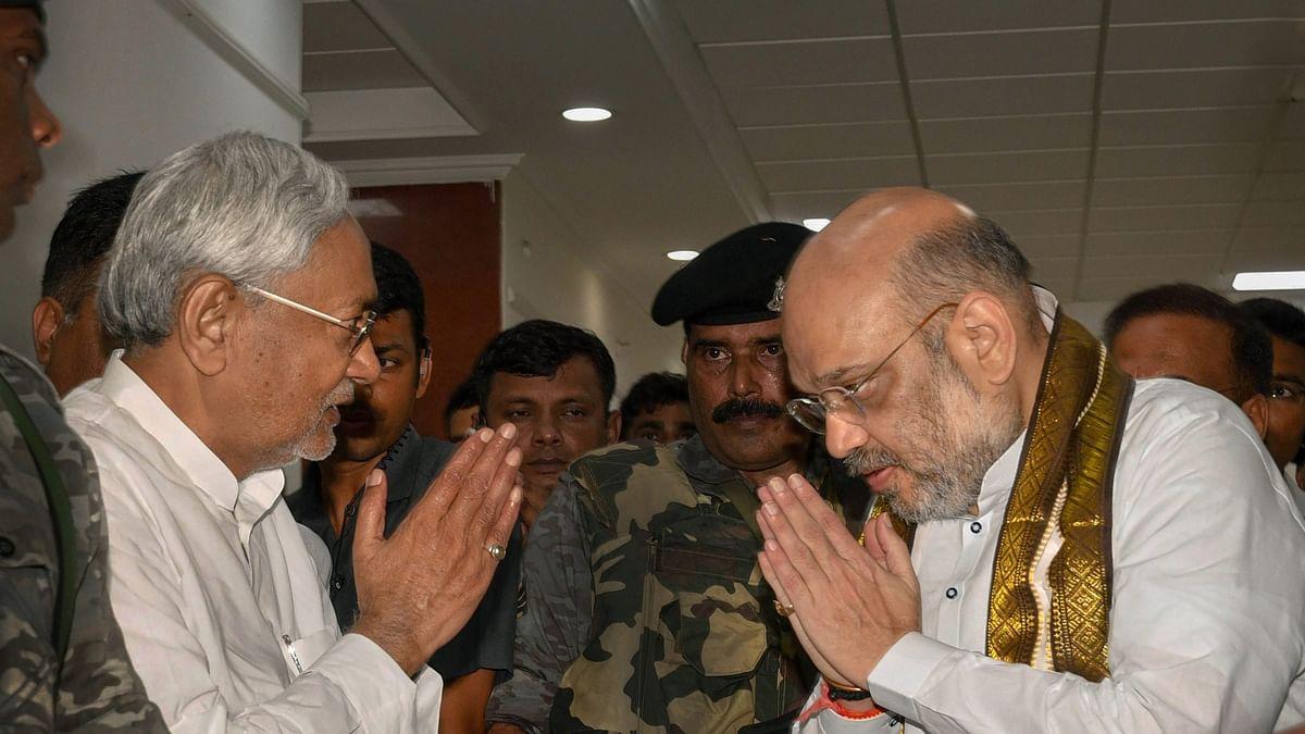 Lok Sabha 2019: Bihar CM Nitish Kumar ensures 16 seats for JD(U); BJP gets 17