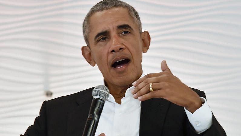 Obama calls for end to ethnic tensions