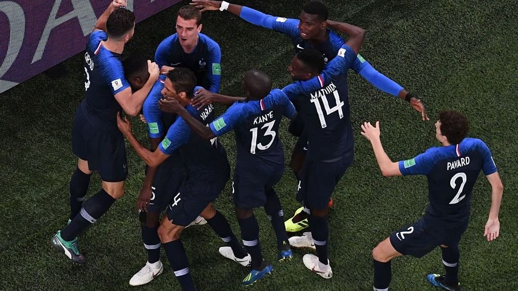 FIFA World Cup: France defeats Belgium to book a place in the final