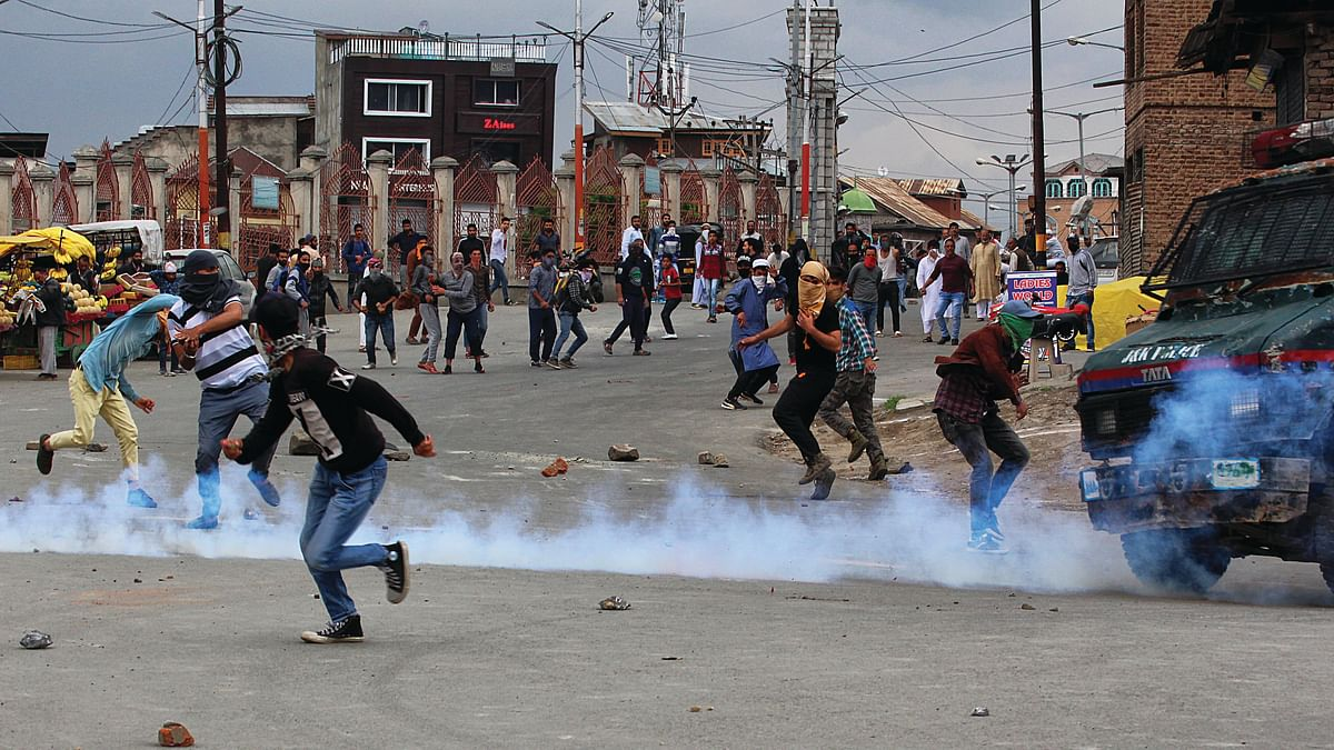 Kashmir: two steps forward and one step back…